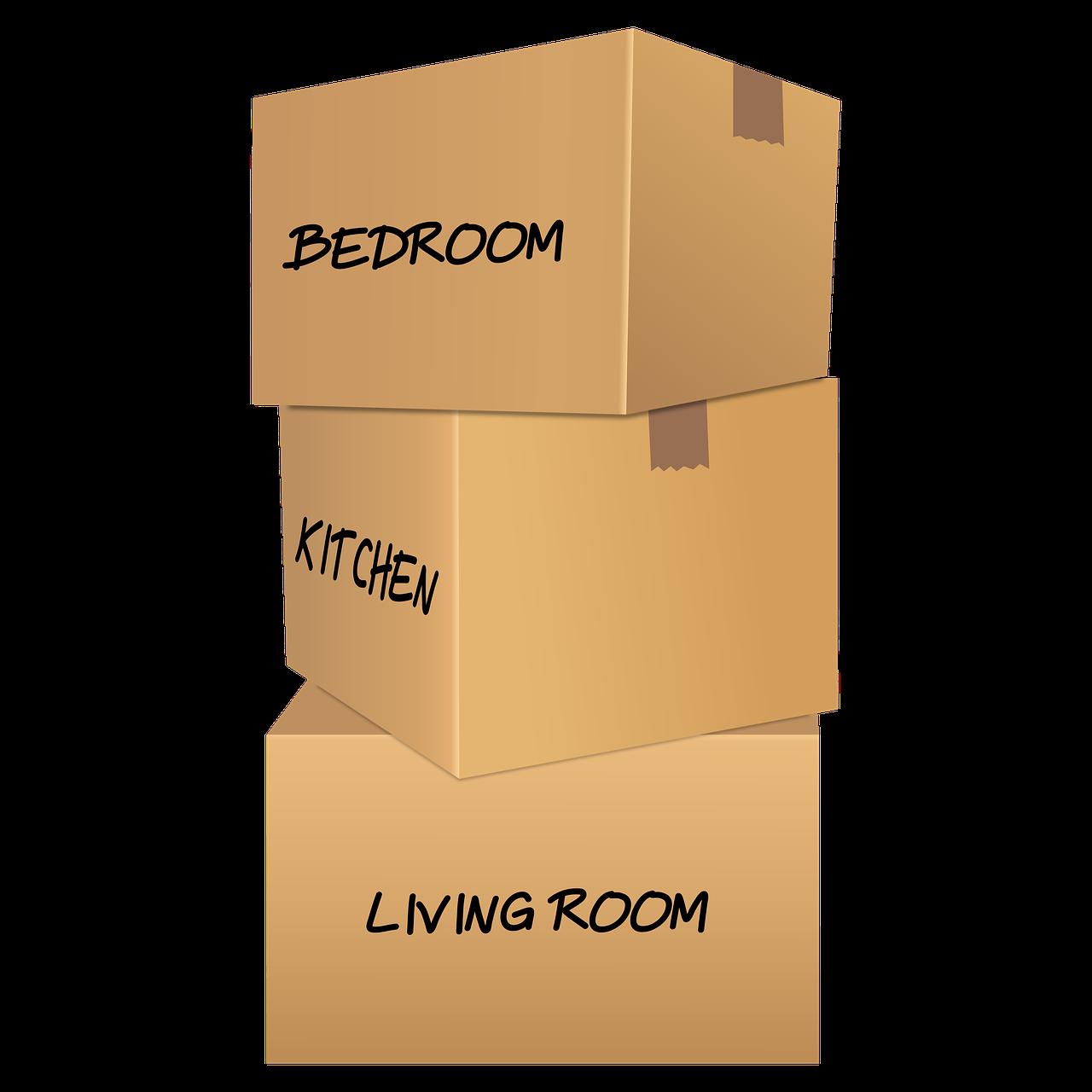 Tři krabice