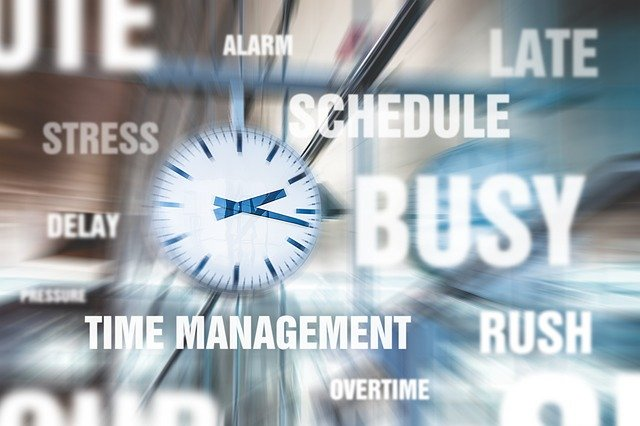 organizace času