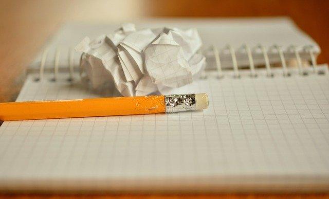 tužka na poznámky